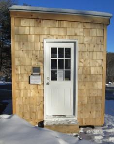 Home Depot House, January residency