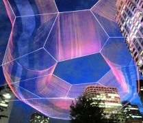 Echelman Aug night 081