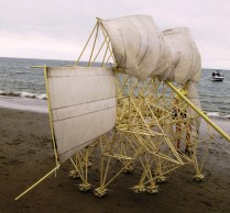 Strandbeest at Crane Beach