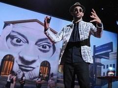 JR TED Talk