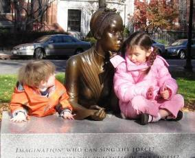 Visit to Phillis Wheatley 2009