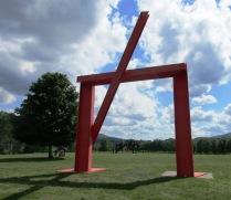 Mark di Suvero: Neruda's Gate 2005