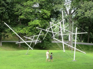 KENNETH SNELSON, Free Ride Home, 1974