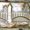 Salt and Pepper Bridge in Boston Bricks by Kate Burke and Gregg Lefevre