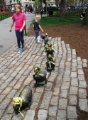Easter Make Way for Ducklings