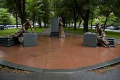 Boston Women's Memorial by Meredith Bergmann