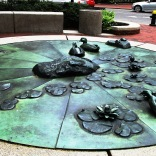 Creature Pond by Clara Wainwright, Sydney Roberts Rockefeller and other artists