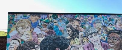 June 2018 visit to mural