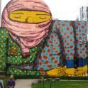 Os Gemeos, 2012