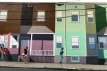 Saginaw Avenue mural