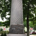 Celebrate the Coast sculpture in Cronin Park