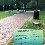 IMG_0098 Poetry on the Path Somerville